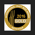 Craft Beer Award 2016 Gold